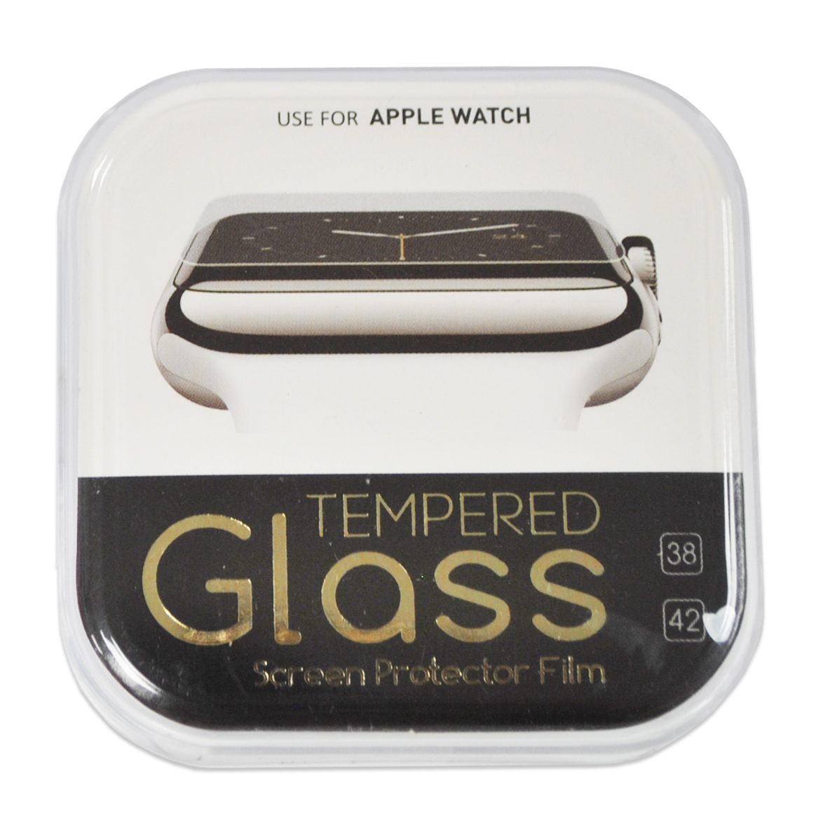 Apple Watch Tempered Glass Screen Protector 38mm