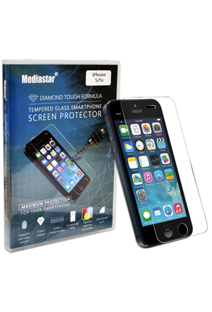 Tempered Glass Screen Protector for Samsung Galaxy S4 Mini