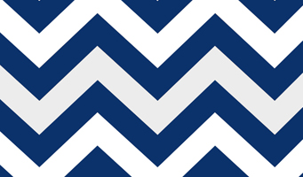 blue-chevron Pattern
